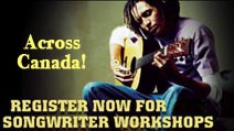 Songwriter Workshops